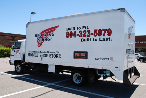 Red Wing Richmond Mobile Shoe Store