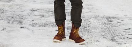 Winter Boot Care
