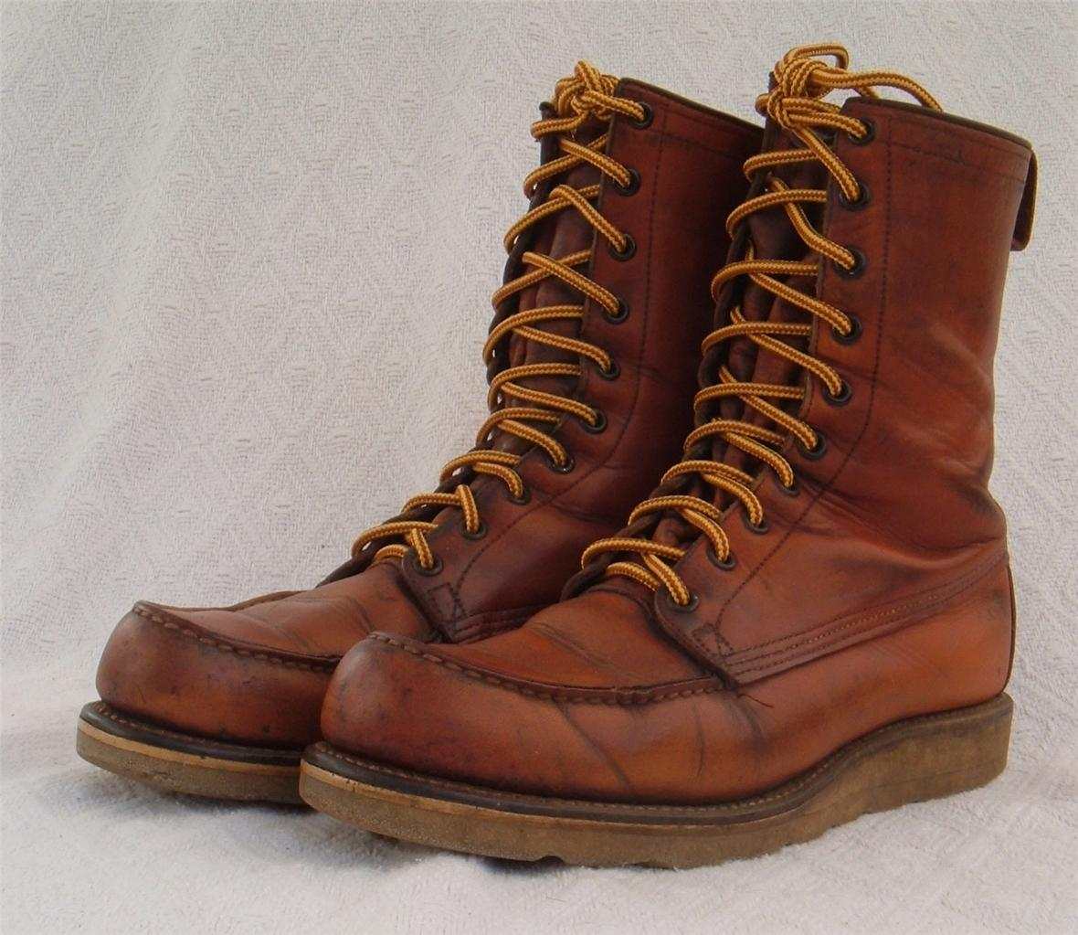 Red Wing Boots Irish Setters - Cr Boot