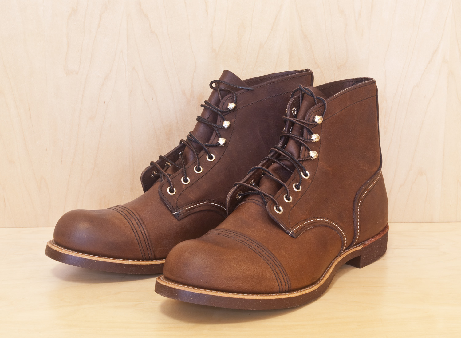The Red Wing Heritage Series P 1 Red Wing Iron Ranger