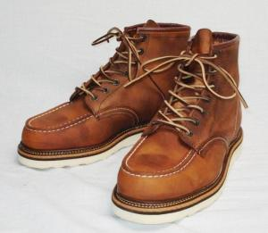 The Red Wing Heritage Series (P.2) - Red Wing Classic Moc