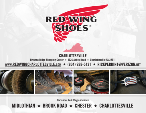 Red Wing Charlottesville
