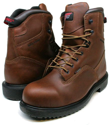 Steel Toe Boots   Protective Footwear   Red Wing Shoes of Richmond