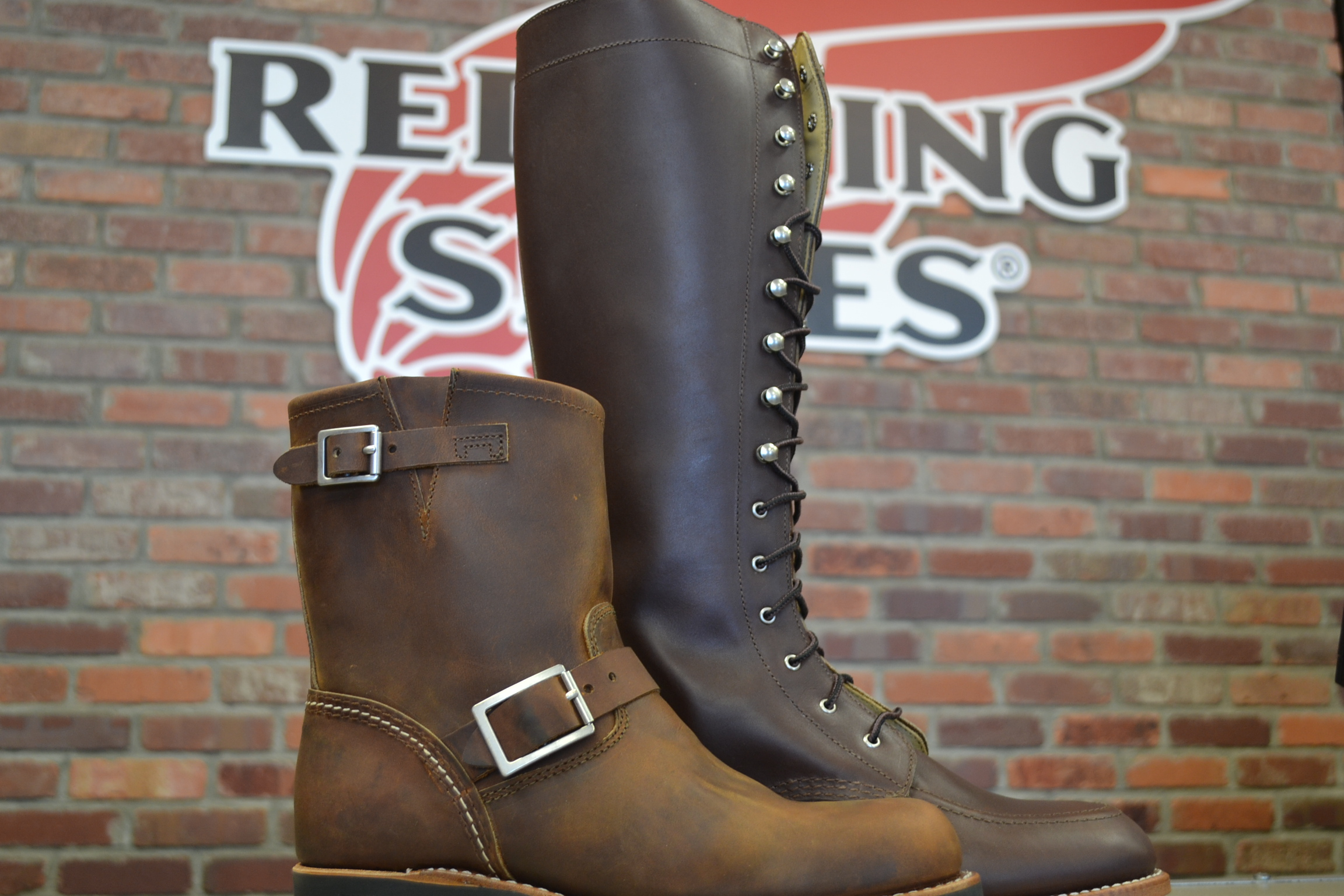 Heritage Boots Archives Cut Engineer Classic Shoes Iron Safety Leather Dark Brown Featuring Nickel Eyelets And Hooks This Boot Is Instantly Recognizable Yet Entirely Distinct Check Out The Gallery Below For Some Pics Of Amazing