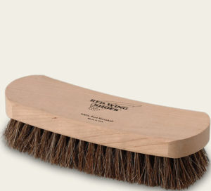 Red Wing Boot care brush